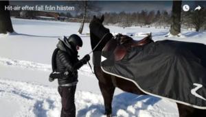 WowRide airbag häst
